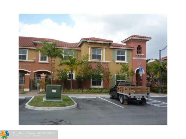 14347 SW 11TH ST #2605, Pembroke Pines, FL 33027 (MLS #F10176261) :: Berkshire Hathaway HomeServices EWM Realty