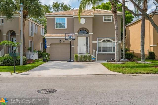 184 NW 118th Dr, Coral Springs, FL 33071 (#F10176285) :: Weichert, Realtors® - True Quality Service