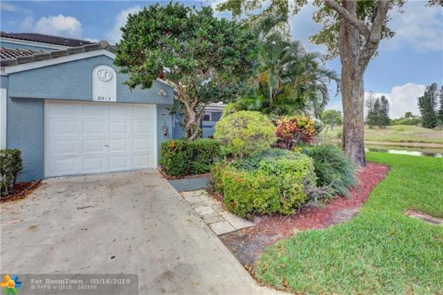 8413 Waterford Cir #6, Tamarac, FL 33321 (MLS #F10176296) :: Green Realty Properties