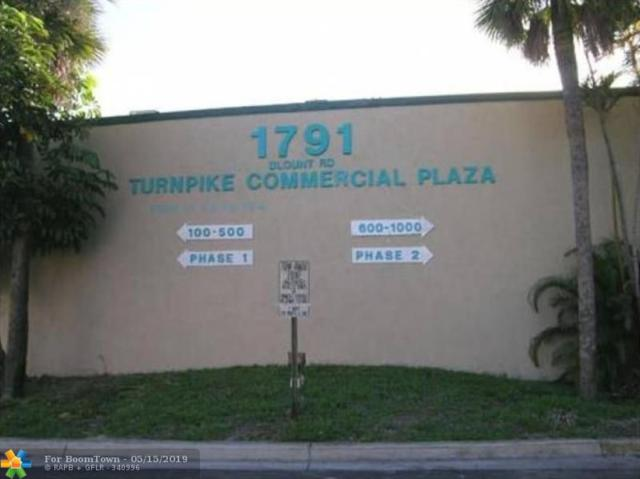 1791 Blount Rd 707-708, Pompano Beach, FL 33069 (MLS #F10176303) :: Castelli Real Estate Services