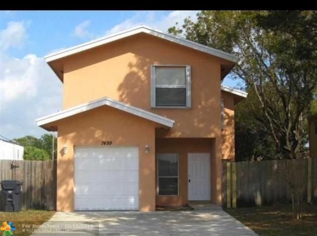 7499 Tam Oshanter Blvd, North Lauderdale, FL 33068 (MLS #F10176323) :: Green Realty Properties