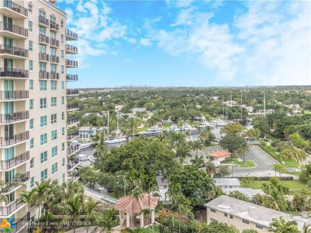 610 W Las Olas Blvd #1411, Fort Lauderdale, FL 33312 (MLS #F10176357) :: GK Realty Group LLC