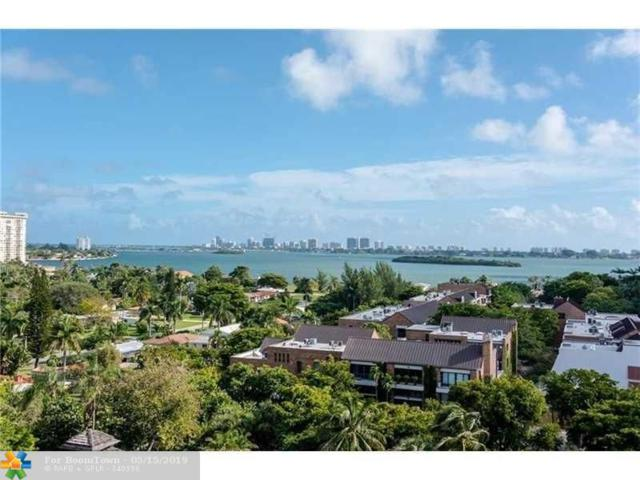 1000 Quayside Ter #1107, Miami, FL 33138 (MLS #F10176397) :: Castelli Real Estate Services