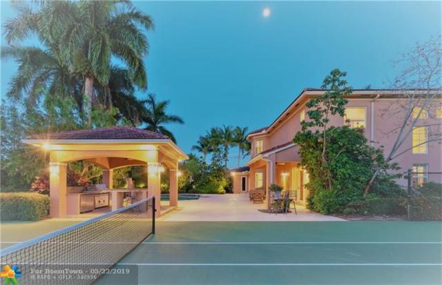 15815 SW Seventeen St, Weston, FL 33326 (MLS #F10176452) :: Green Realty Properties
