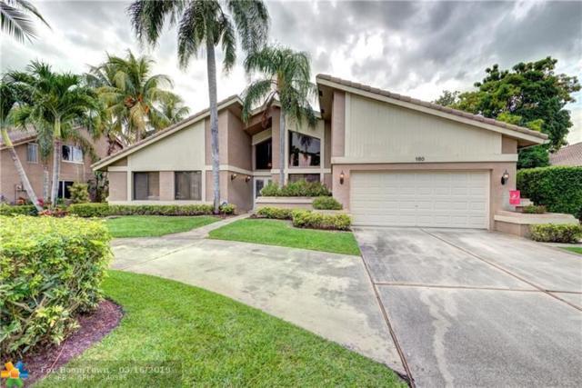 180 NW 104th Ter, Coral Springs, FL 33071 (MLS #F10176475) :: Green Realty Properties