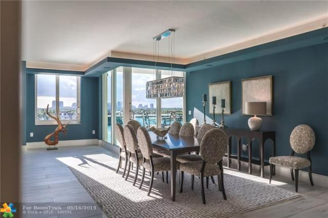 3055 Harbor Dr #702, Fort Lauderdale, FL 33316 (MLS #F10176502) :: Green Realty Properties