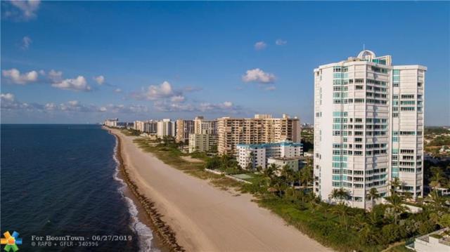 1700 S Ocean Blvd Phb/D, Lauderdale By The Sea, FL 33062 (MLS #F10176526) :: GK Realty Group LLC