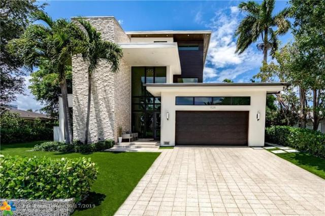 1525 SE 10th St, Fort Lauderdale, FL 33316 (MLS #F10176590) :: The O'Flaherty Team