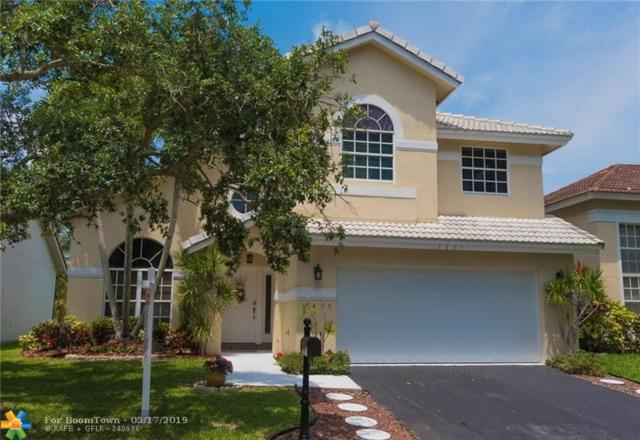 2865 NW 68th Ln, Margate, FL 33063 (MLS #F10176600) :: Green Realty Properties
