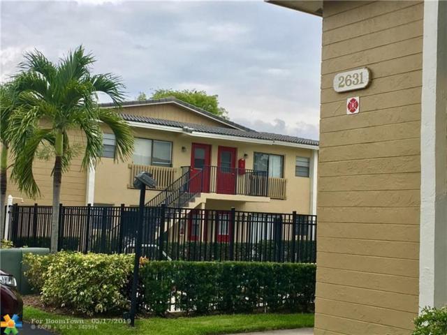 2631 Riverside Dr #1, Coral Springs, FL 33065 (MLS #F10176602) :: The O'Flaherty Team