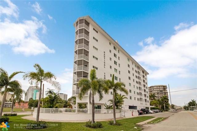 720 Bayshore Dr #302, Fort Lauderdale, FL 33304 (MLS #F10176617) :: Green Realty Properties