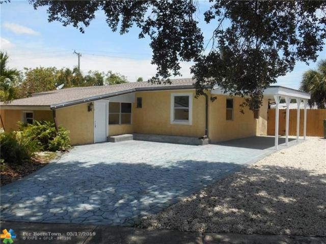 1101 NW 14th Ct, Fort Lauderdale, FL 33311 (MLS #F10176620) :: Green Realty Properties