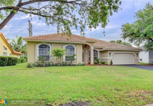 9761 NW 47th Dr, Coral Springs, FL 33076 (MLS #F10176675) :: The O'Flaherty Team