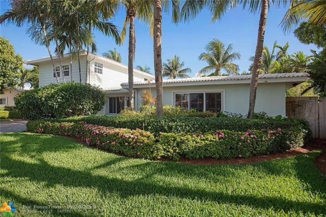 2321 NE 45TH ST, Lighthouse Point, FL 33064 (MLS #F10176684) :: GK Realty Group LLC