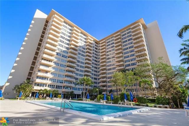 3333 NE 34TH ST #610, Fort Lauderdale, FL 33308 (MLS #F10176701) :: The Howland Group