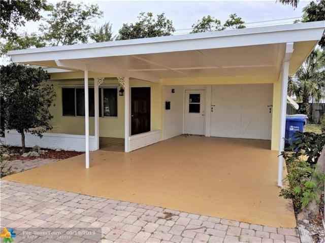 3851 NE 17th Ave, Pompano Beach, FL 33064 (MLS #F10176739) :: GK Realty Group LLC