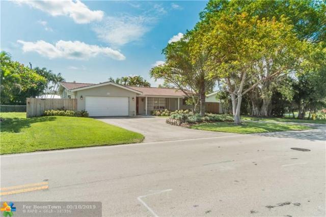 4130 NE 22nd Ave, Lighthouse Point, FL 33064 (MLS #F10176769) :: GK Realty Group LLC