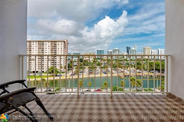 500 Bayview Dr #727, Sunny Isles Beach, FL 33160 (MLS #F10176846) :: Castelli Real Estate Services