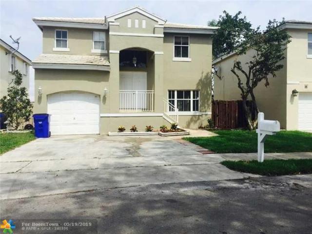 6801 Bayfront Cir, Margate, FL 33063 (MLS #F10176864) :: The O'Flaherty Team