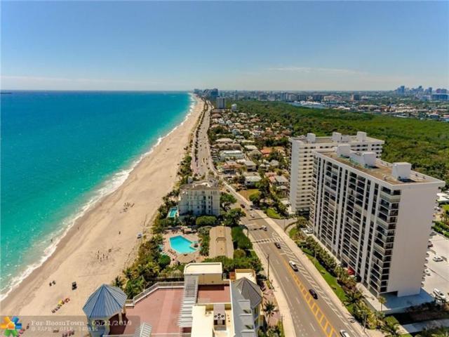 1905 N Ocean Blvd 7-D, Fort Lauderdale, FL 33305 (MLS #F10176891) :: Green Realty Properties