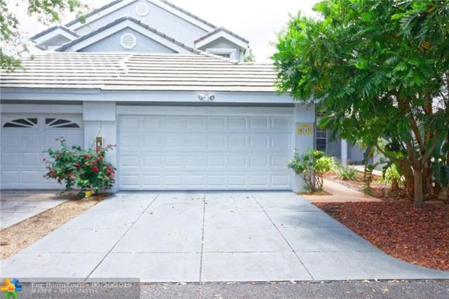 8743 Forest Hills Blvd 22-D, Coral Springs, FL 33065 (MLS #F10176917) :: Green Realty Properties