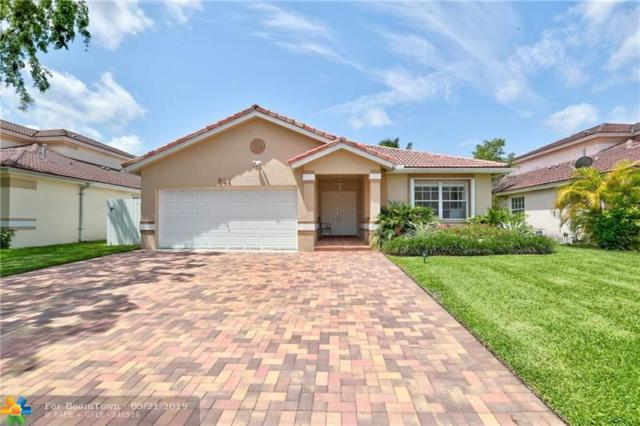 661 NW 133rd Way, Plantation, FL 33325 (MLS #F10176938) :: Green Realty Properties