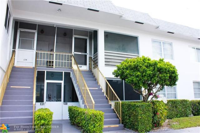 130 Stratford J #130, West Palm Beach, FL 33417 (MLS #F10176960) :: Green Realty Properties