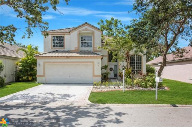 11723 NW 3rd Dr, Coral Springs, FL 33071 (MLS #F10176967) :: Green Realty Properties