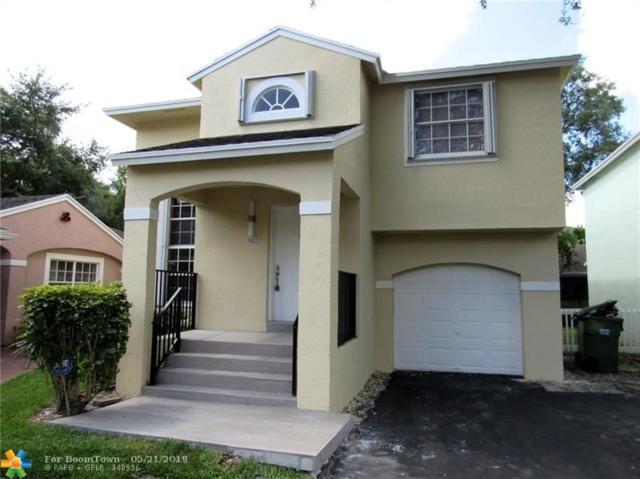 11822 NW 13th St, Pembroke Pines, FL 33026 (MLS #F10176998) :: Green Realty Properties