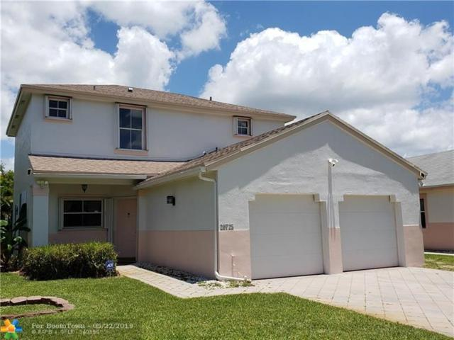 20725 NW 3rd St, Pembroke Pines, FL 33029 (MLS #F10177165) :: Green Realty Properties