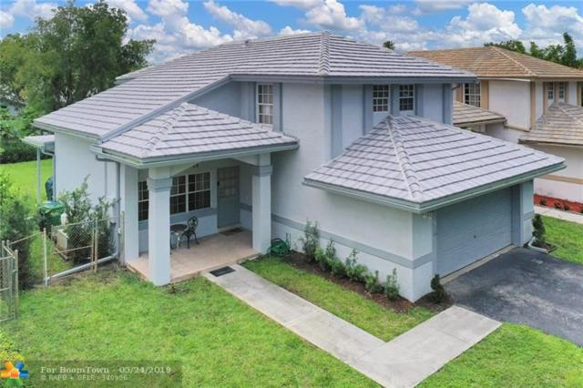 1718 NW 97th Ave, Coral Springs, FL 33071 (MLS #F10177169) :: Green Realty Properties