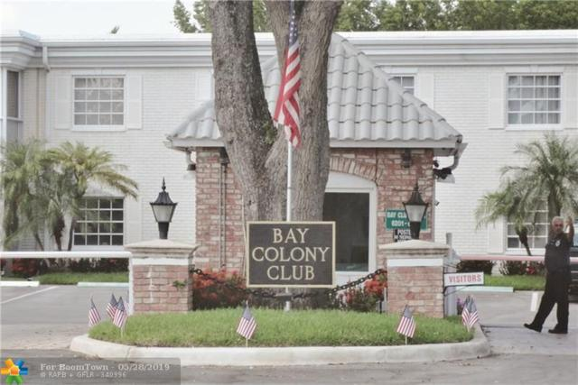 6419 Bay Club Dr #1, Fort Lauderdale, FL 33308 (MLS #F10177203) :: The Howland Group