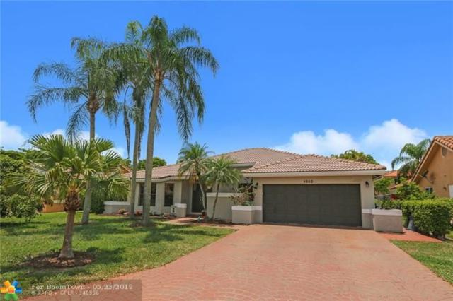 4662 NW 59th Way, Coral Springs, FL 33067 (MLS #F10177228) :: Green Realty Properties