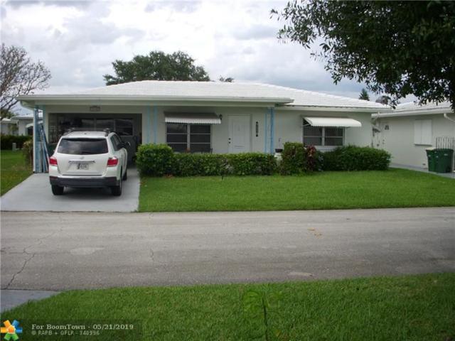 7119 NW 72nd Street, Tamarac, FL 33321 (MLS #F10177234) :: Green Realty Properties