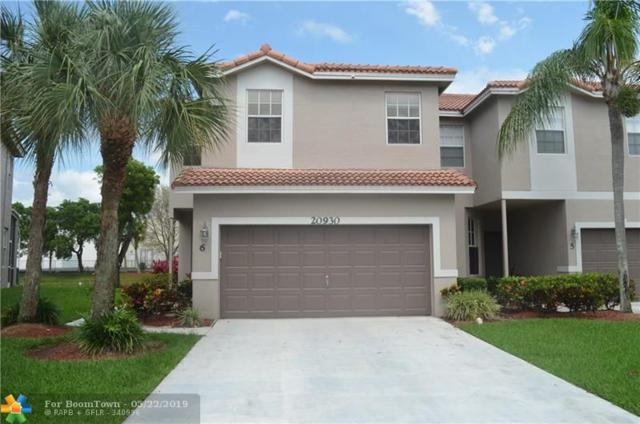 20930 Via Oleander #6, Boca Raton, FL 33428 (MLS #F10177257) :: Castelli Real Estate Services