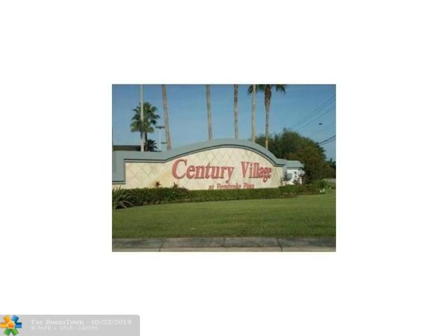 901 SW 128th Ter 401A, Pembroke Pines, FL 33027 (MLS #F10177282) :: Castelli Real Estate Services