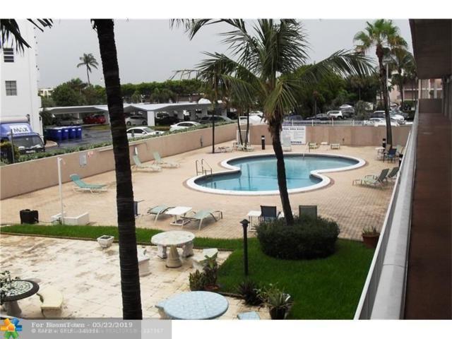 1480 S Ocean Blvd #216, Lauderdale By The Sea, FL 33062 (MLS #F10177288) :: Patty Accorto Team