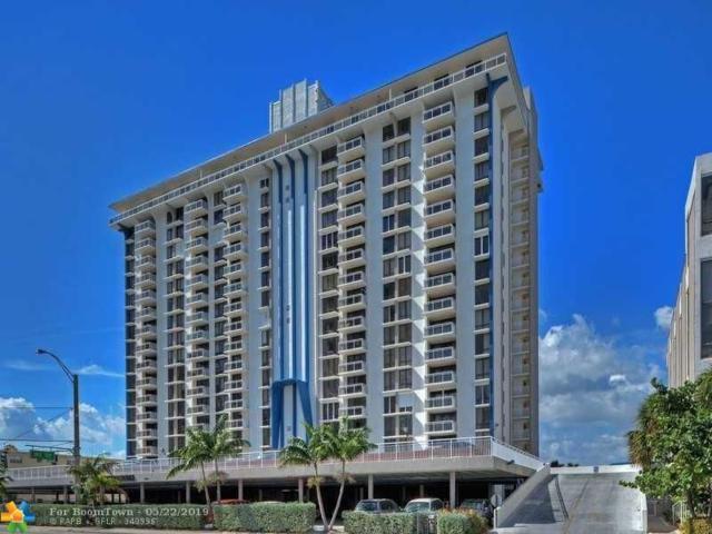 1600 S Ocean Dr 3K, Hollywood, FL 33019 (MLS #F10177298) :: Green Realty Properties