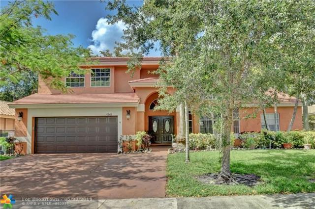4340 NW 53rd Ct, Coconut Creek, FL 33073 (MLS #F10177302) :: Lucido Global