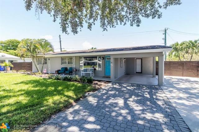 1003 SW 4th Ter, Pompano Beach, FL 33060 (MLS #F10177314) :: Green Realty Properties