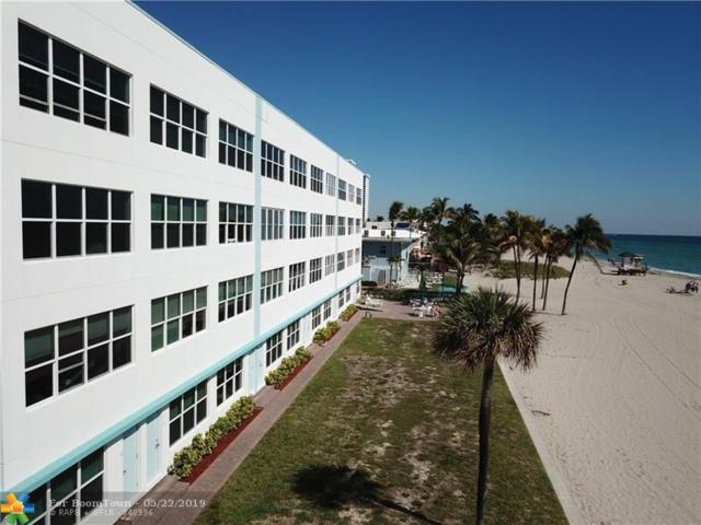 1801 S Surf 2D, Hollywood, FL 33019 (MLS #F10177338) :: Green Realty Properties