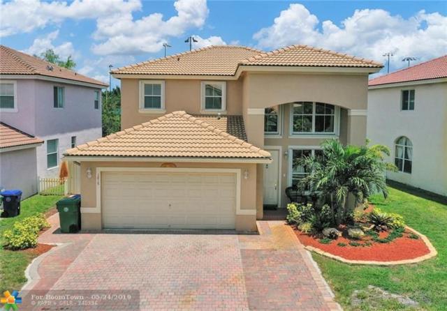 1815 NW 77th Avenue, Pembroke Pines, FL 33024 (MLS #F10177340) :: Green Realty Properties