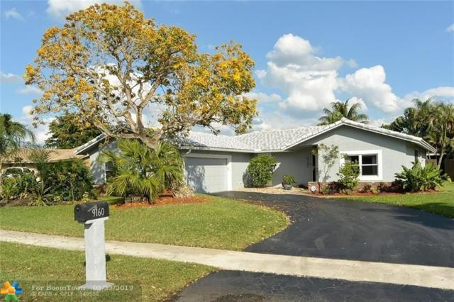 9160 NW 13 St, Plantation, FL 33322 (MLS #F10177362) :: Green Realty Properties