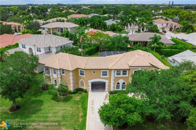 11859 NW 11th Pl, Coral Springs, FL 33071 (MLS #F10177382) :: The O'Flaherty Team