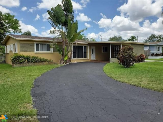 3912 Cleveland St, Hollywood, FL 33021 (MLS #F10177385) :: Green Realty Properties