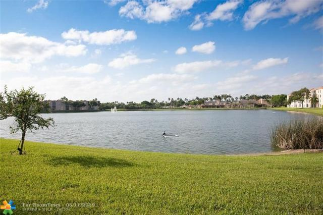 6112 N Huntwick Ter #107, Delray Beach, FL 33484 (MLS #F10177468) :: The O'Flaherty Team