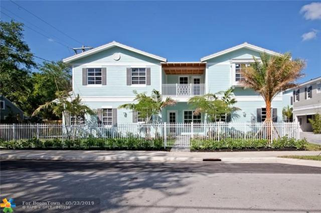 639 SW 12 Ave #639, Fort Lauderdale, FL 33312 (MLS #F10177469) :: Green Realty Properties