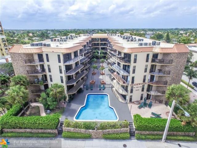 2029 N Ocean Blvd #507, Fort Lauderdale, FL 33305 (MLS #F10177482) :: Green Realty Properties