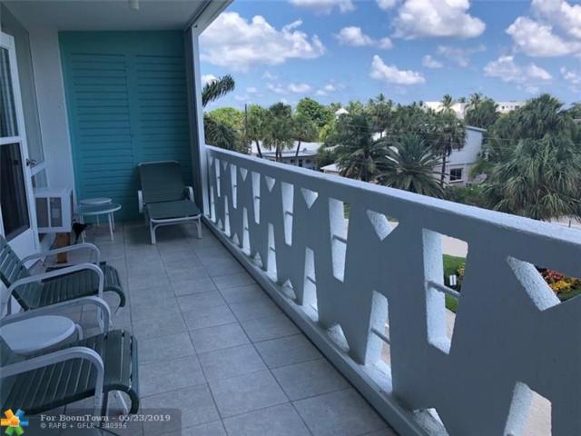 2840 N Ocean Blvd #303, Fort Lauderdale, FL 33308 (MLS #F10177489) :: Green Realty Properties