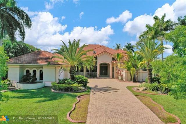12232 NW 19th St, Plantation, FL 33323 (MLS #F10177502) :: Green Realty Properties